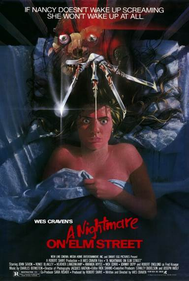 A Nightmare on Elm Street © New Line Cinema. All Rights Reserved.
