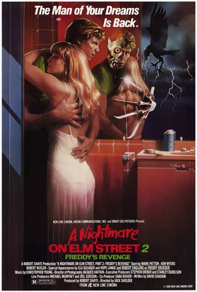 A Nightmare on Elm Street 2: Freddy's Revenge © New Line Cinema. All Rights Reserved.