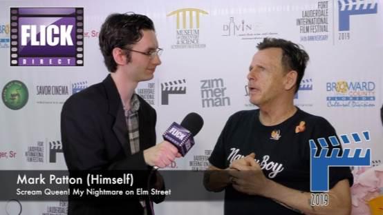 Mark Patton Talks Scream Queens: My Nightmare