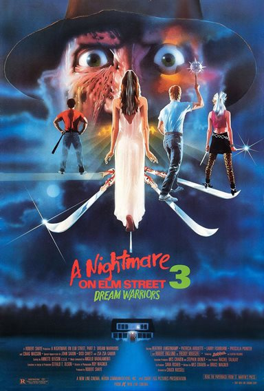 A Nightmare on Elm Street 3: Dream Warriors © New Line Cinema. All Rights Reserved.