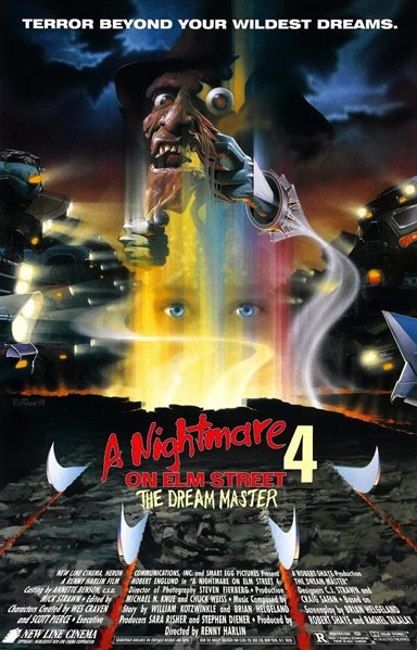 A Nightmare on Elm Street 4: The Dream Master © New Line Cinema. All Rights Reserved.