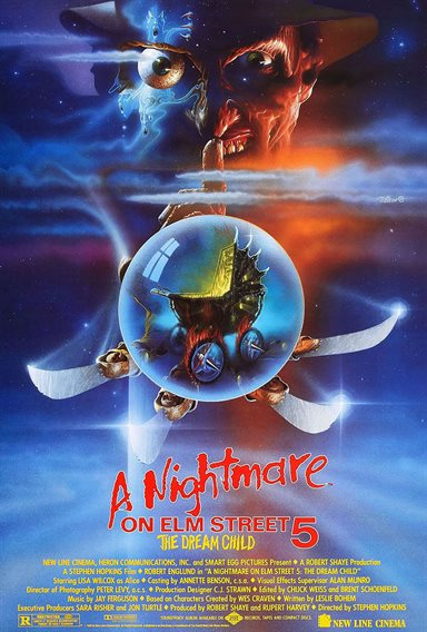 A Nightmare on Elm Street 5: The Dream Child © New Line Cinema. All Rights Reserved.