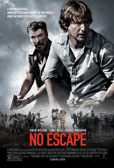 No Escape © Weinstein Company, The. All Rights Reserved.