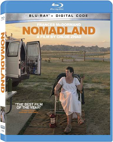 Nomadland Blu-ray Review
