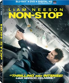 Non-Stop Blu-ray Review