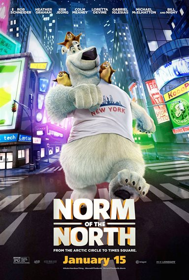 Norm of the North © Lionsgate. All Rights Reserved.