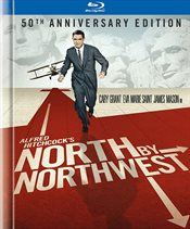 North by Northwest Blu-ray Review
