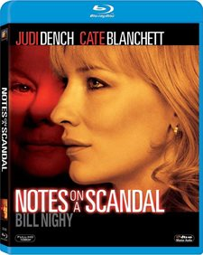 Notes on A Scandal Blu-ray Review