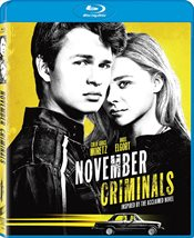 November Criminals Blu-ray Review