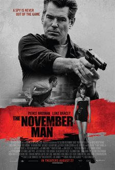 The November Man Theatrical Review