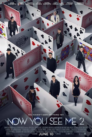 Now You See Me 2 © Summit Entertainment. All Rights Reserved.