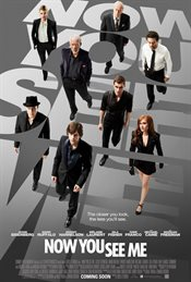 Now You See Me Theatrical Review