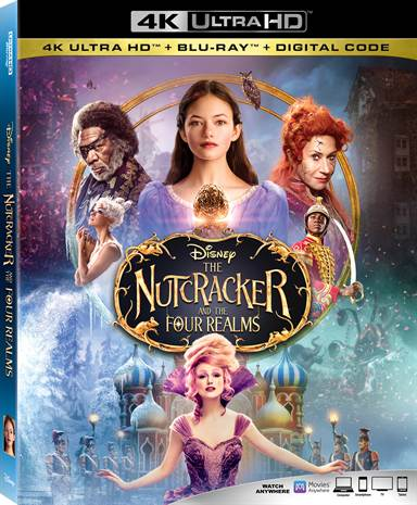 The Nutcracker and the Four Realms 4K Ultra HD Review