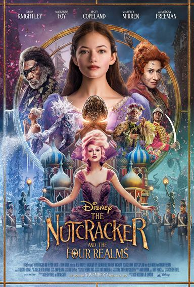 The Nutcracker and the Four Realms © Walt Disney Pictures. All Rights Reserved.
