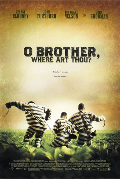 O Brother Where Art Thou © Touchstone Pictures. All Rights Reserved.