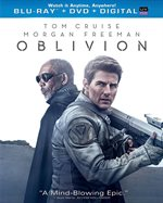 Oblivion Blu-ray Review