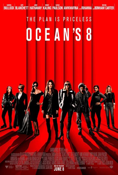 Ocean's 8 Theatrical Review