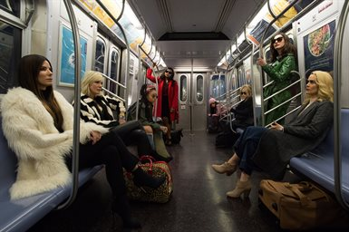 Ocean's 8 © Warner Bros.. All Rights Reserved.