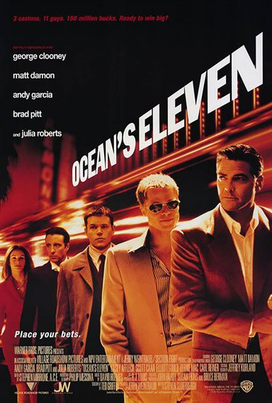Ocean's Eleven © Warner Bros.. All Rights Reserved.