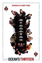 Ocean's Thirteen Theatrical Review
