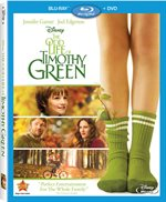 The Odd Life of Timothy Green Blu-ray Review