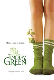 The Odd Life of Timothy Green Theatrical Review