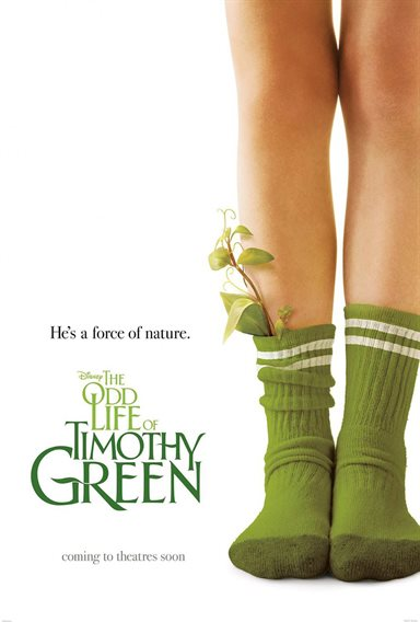 The Odd Life of Timothy Green © Walt Disney Pictures. All Rights Reserved.