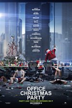 Office Christmas Party Theatrical Review