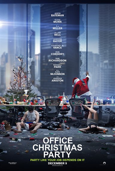 Office Christmas Party © Paramount Pictures. All Rights Reserved.