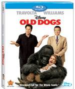 Old Dogs Blu-ray Review