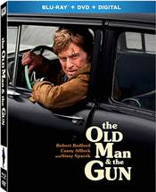 The Old Man & the Gun Blu-ray Review