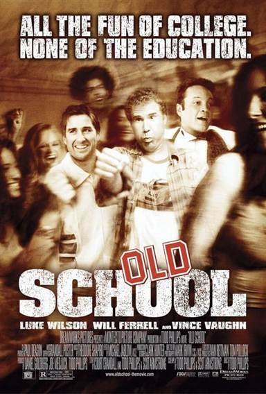 Old School Theatrical Review