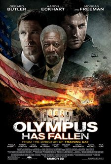 Olympus Has Fallen Theatrical Review