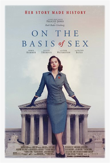 On The Basis of Sex © Focus Features. All Rights Reserved.