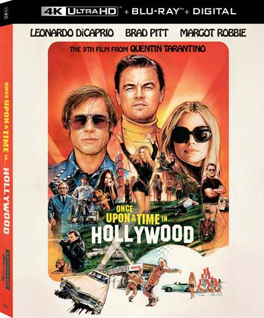 Once Upon A Time In Hollywood 4K Ultra HD Review