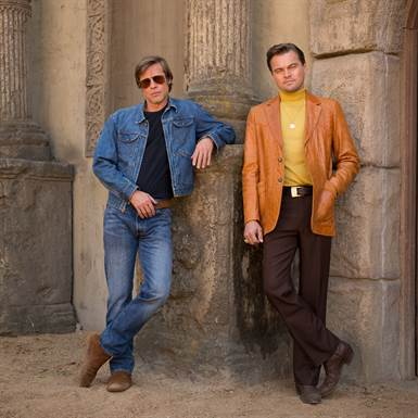 Once Upon A Time In Hollywood © Columbia Pictures. All Rights Reserved.