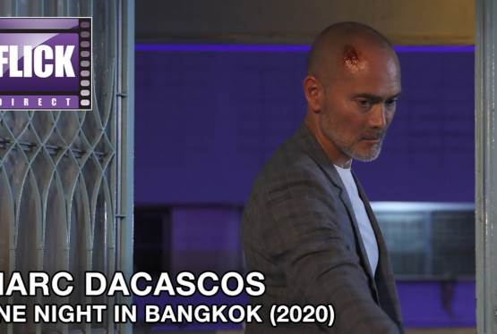 Martial Artist Marc Dacascos Discusses His Leading Role In One Night in Bangkok