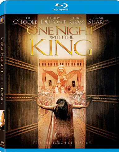 One Night With The King Blu-ray Review