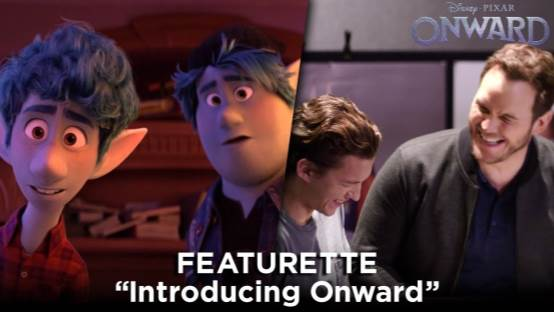 Introducing Onward Featurette