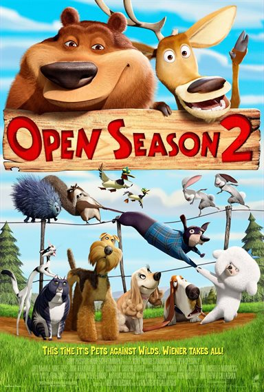 Open Season 2 © Sony Pictures Animation. All Rights Reserved.