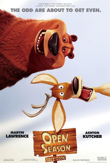 Open Season © Columbia Pictures. All Rights Reserved.