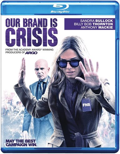 Our Brand Is Crisis Blu-ray Review