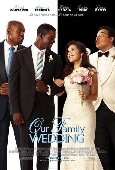 Our Family Wedding © Fox Searchlight Pictures. All Rights Reserved.