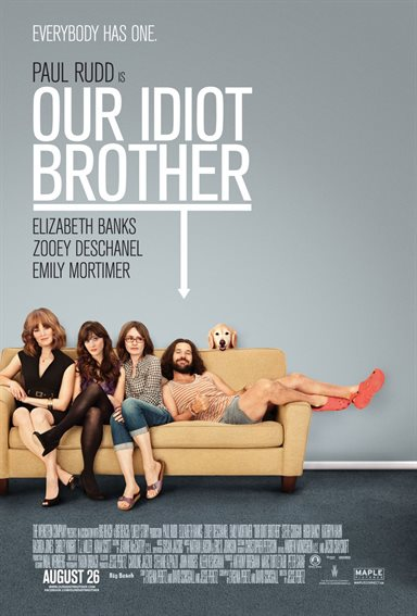 Our Idiot Brother Theatrical Review