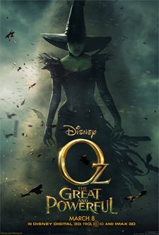 Oz: The Great and Powerful Theatrical Review