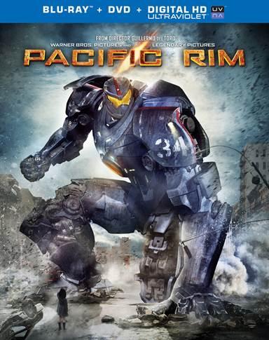 Pacific Rim Blu-ray Review