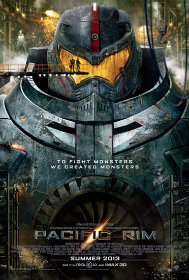 Pacific Rim © Warner Bros.. All Rights Reserved.