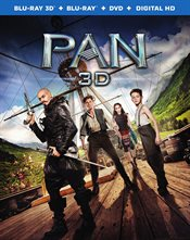 Pan Blu-ray Review