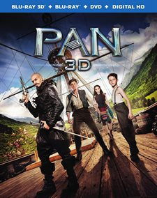 Pan Blu-ray Review