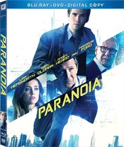 Paranoia Blu-ray Review